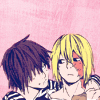 death note: [matt/mello] → *hugs* :]