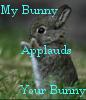 Applauding Bunny