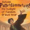 Potterdammerung, Harry Potter
