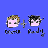 antibunny: dexter and rudy 4 eva