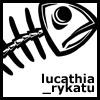 lucathia: fishbones: frowning