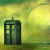 Nisrin: doctor who: tardis