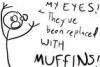 Mmm...Muffins