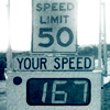 kePPy: General: speed limit = 50; speed = 167