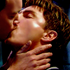 Campaspe: Torchwood \\ Jack/Ianto; desperate kiss