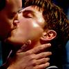 Campaspe: Torchwood \\ Jack/Ianto; desperate kiss