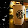 Vicki: Stock - Starbucks is love