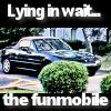 Lying-in-wait, Mi carro, Driving, Carro