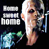 Buffy: Home sweet home