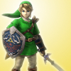 super smash brothers, link