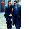 the nightingale in berkeley square: [torchwood] Jack/Ianto {End of Days}