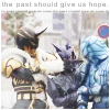 kin-ryu-ura // the past gives us hope