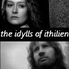 eowyn + faramir, idylls of ithilien
