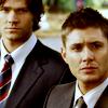 Dean and Sam face shot