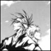 Queen of the Dirty Look: Renji&Ichigo