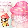 [Moemon] Evolution ruined my eyesight