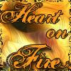 heart, fire, heart on fire