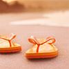 some_day_soling: Orange FlipFlops