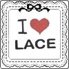 i heart lace