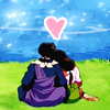 Sango & Miroku - Heart