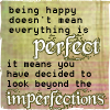 Perfect Imperfections - unexpectedbox