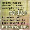 Perfect Imperfections - unexpectedbox