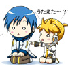 Vocaloid Kaito & Ren