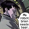 Greg Hyatt: Robot Brain