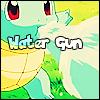Pokemon, Sqiurtle, Watergun