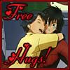 Elise: Free Hugs!