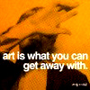 art quote warhol