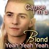 Gypsyluv: OB Legolas I'm a blond