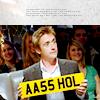 hamster: license plate