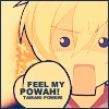 Ouran: Tamaki FEEL MY POWAH