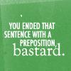 Daisy: Jack preposition