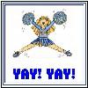 Draickin und Phoenix: yay cheerleader
