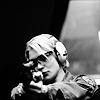 star_lace: BSG // Kara at Shooting Range