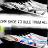 1 shoe 2 rule them all