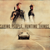 supernatural saving people hunting thing