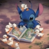 But, I don't want to be a pie,: stitch cute