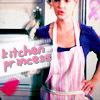 ga.izzie // kitchen princess
