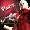 Blue: Devil May Cry 4//Dante