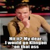 pink77punk: Capt. Kirk