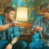out of your calculations: boys having tea
