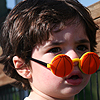 мартышка и очки
