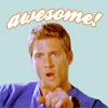{ ~ 夢踊り~ } ..... dance through my dreams: Chuck: CaptainAwesome_awesome