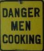 Nicolai The Hand Grenade of Courteous Debate: danger men cooking