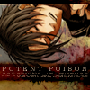 Nabari no Ou - poisoned