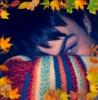 Сховаццо в листьях