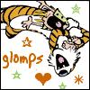 Freckled Satan High Priestess: Glomps